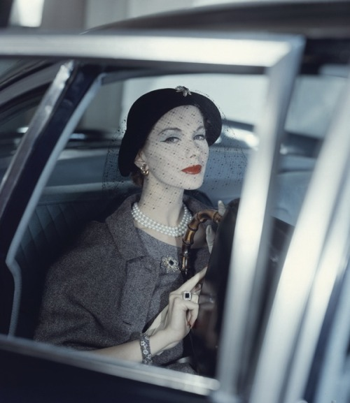 photography by Clifford Coffin for Vogue 1957