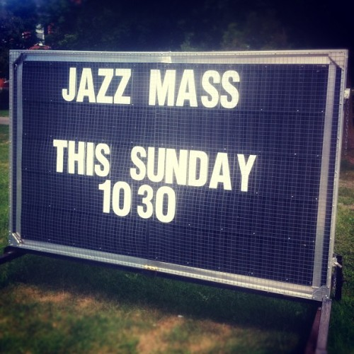 DEATH TO FALSE JAZZ (Taken with Instagram)
