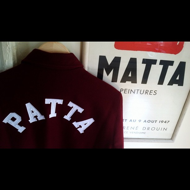 #Patta/#Matta  (Taken with Instagram)