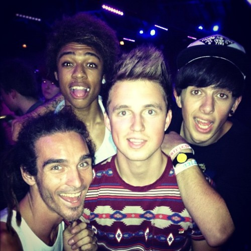 Yeah buddy with @sampepper @mazzi_maz and @foodforlouis  (Taken with Instagram)