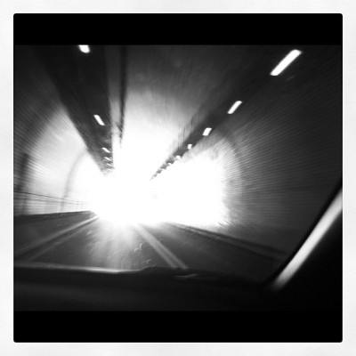 Tunnel (Taken with Instagram)