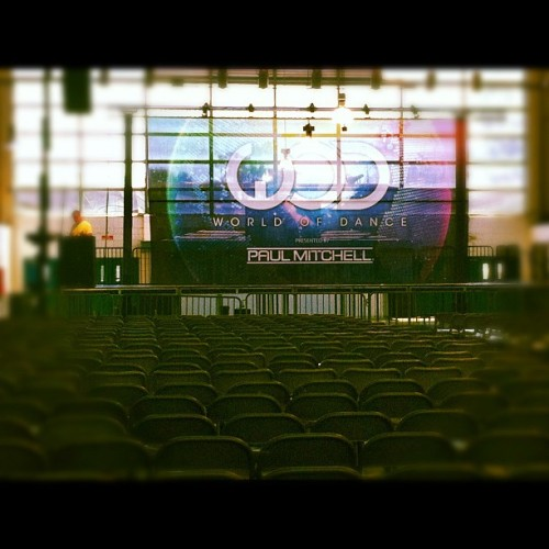freshandflyproductions:  Gettin ready…. #worldofdance #wod #hiphop #dance #freshandflyproductions (Taken with Instagram)
