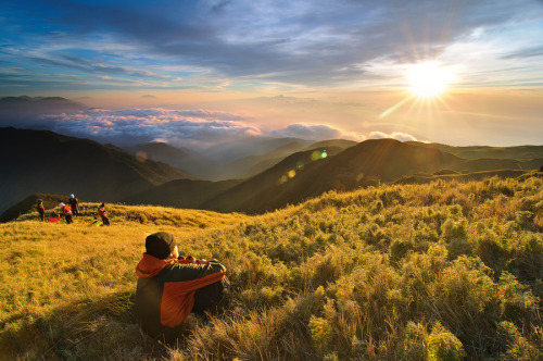 """Mount Pulag - Benguet Philippines"" by tandenison"