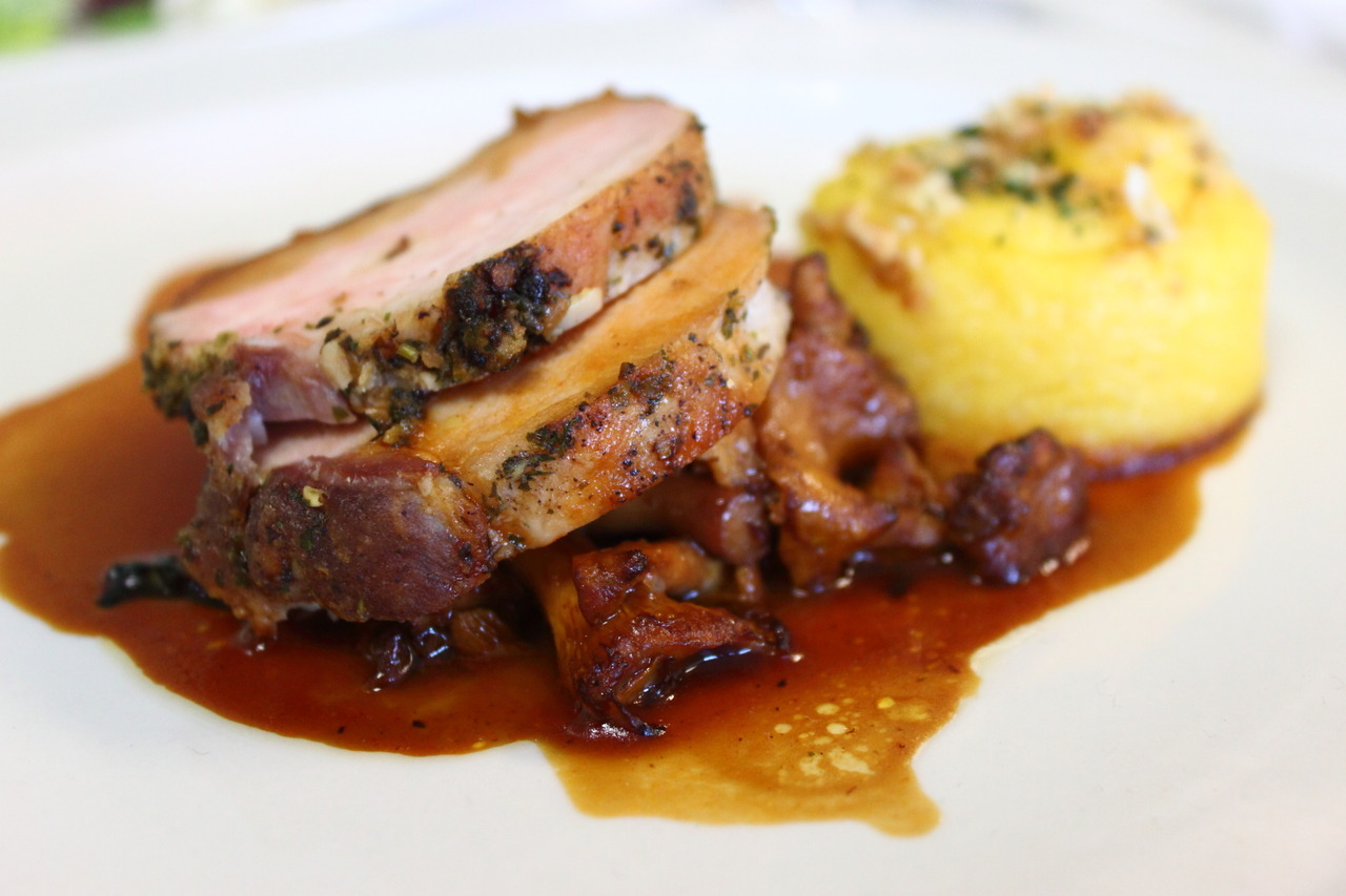 Pork and Polenta - Nutritional Segment, CMC Exam