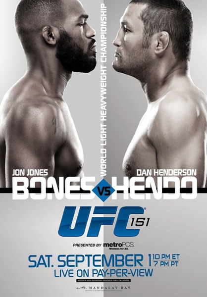 Who do you think is going to win at UFC 151?