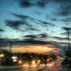 Gonna #miss those #Tallahassee #nights. #florida #nofilter #instagood #dusk  (Taken with Instagram)