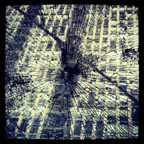 Broken windows. (Taken with Instagram at A New Leaf)