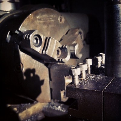 Lathe (Taken with Instagram at John's Giant Pantry)