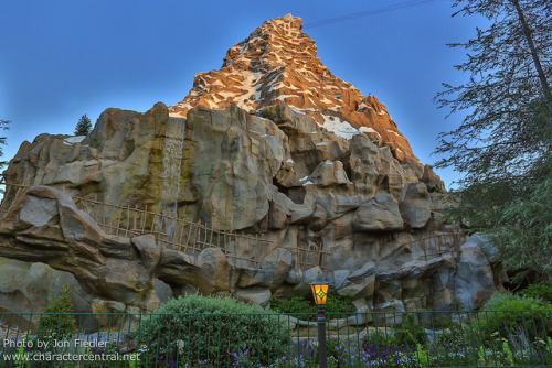 disneystreetphotography:  Disneyland July 2012 - The Matterhorn Bobsleds by PeterPanFan on Flickr.