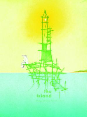 Staff Pick The Island Marije Tolman A beautiful follow up to Tolman's first wordless picture book, Tree House, with an equally lovable and cleverly illustrated cast of characters. Tolman's hand is disciplined but playful, her colors vivid but balanced. Give this to anyone from birth to old age, and they will be instantly entranced.  - Sarah G.