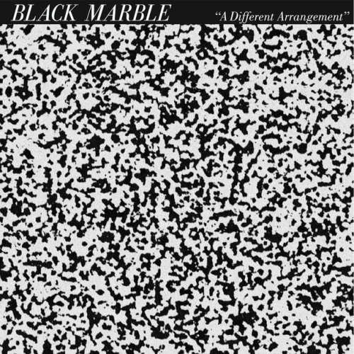 Black Marble - A Great Design  'A Great Design' is the first and currently exclusive cut from the forthcoming second LP of fine Brooklyn post-punk band Black Marble, entitled A Different Arrangement and due September 9th on Hardly Art. Playing their cards so close to their chest as to only release three tracks on their bandcamp to sample, secretive and elusive undertones also seep into the music; the analogue stylings of the cover don't reveal much, neither do the angular electronic motifs to which we are abruptly introduced at the song's opening. The outset is a little eerie and subdued, but the slow rhythmic thud of a sonically low-end synthesizer and the onset of a cloud of cold-wave signature opiate fuzz is above all else, heart-warming. I have nothing but anticipation for the LP to arrive.