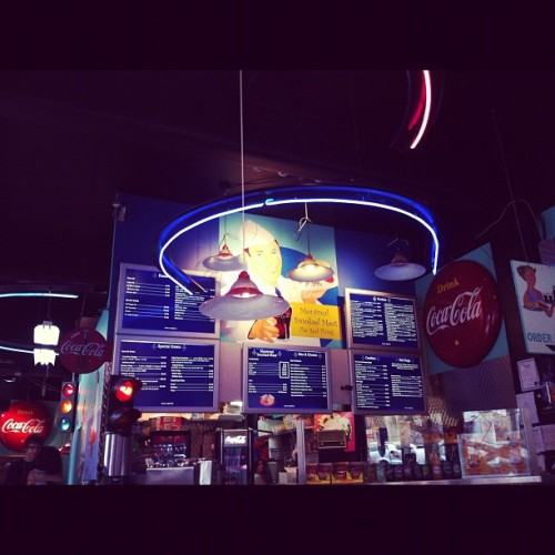 Taken with Instagram at Frenchies Diner