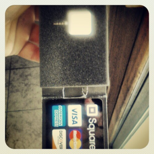 Now u can use your credit cards if u dnt have cash or don't wana go to the atm when u come get tattooed #tattoos #square #squareitup #visa #mastercqard #americanexpress #discover #creditcard #atm (Taken with Instagram)