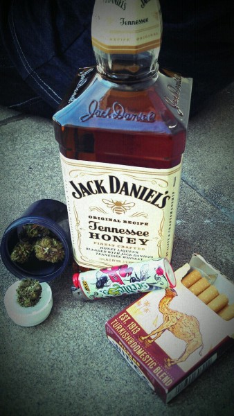 Jack honey & delicious dank :)