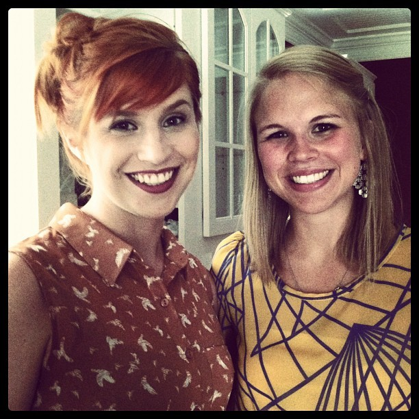 Best friends engagement party! @schmarahc  (Taken with Instagram)