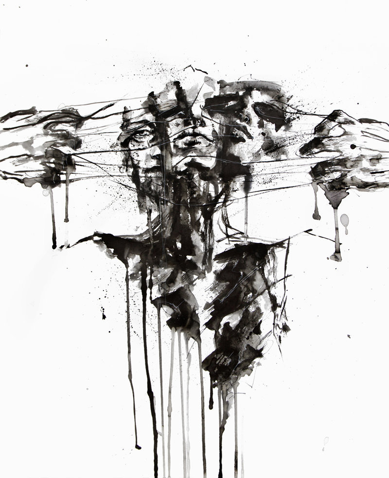 drawing restraint IIby =agnes-cecile