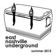 Tonight is gonna be Awesome! East Nashville Underground Fest 2412 Gallatin Road East Nashville, Tennessee 37206-3038