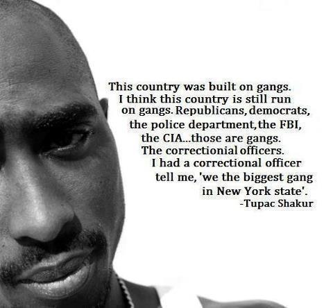 slloppyc:  Words of Wisdom from 2Pac