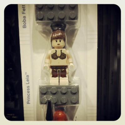 Raddest Magnet ever!  (Taken with Instagram at The LEGO Store)