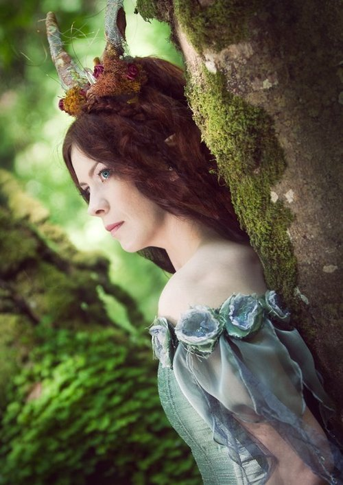 "☽ RoseApples ☾ - hoop-skirts-and-corsets: ""Midsummer Nights… on We Heart It. http://weheartit.com/entry/34286685"