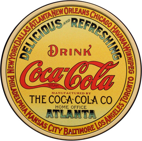 Vintage Advertising - Coca-Cola