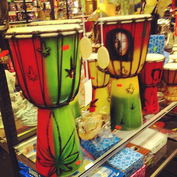 I don't think this is from China (Taken with Instagram at China Bazaar)