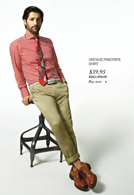 mensfashionworld:  Simons Spring/Summer 2012 Lookbook