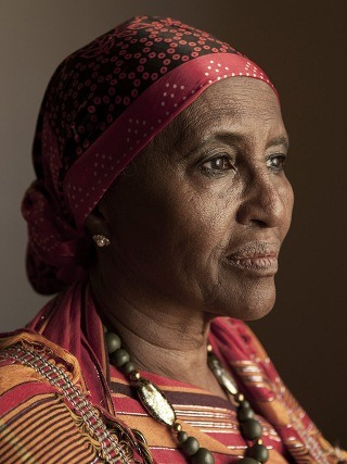 "Meet Hawa Abdi. A woman who has never raised her fist in anger against another human being, but also one who could perform three C-sections on dirt-poor women, wash her hands, then go straight outside, stare down an army of gun-toting hardcore fanatical Somali militiamen, and with four words send them running for their lives on a light-speed rainbow of shame and self-loathing without even blinking. A woman once appropriately described once as ""one part Mother Teresa, one part Rambo."" Read the rest at Badass of the Week.  Amazing Article. Amazing Person!"