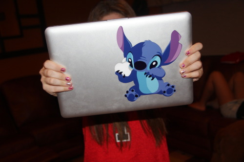 cherishingwishes:  laptop sticker!