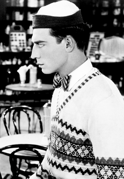 orsons:  Buster Keaton in College (1927)