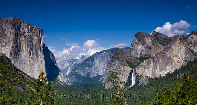Tunnel View - Yosemite on Flickr.