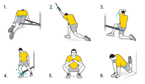 6 Exercises for Maximum Mobility By: David Steinberg, outsideonline.com Why a Bay Area gym has ­become a destination for the world's top athletesKayak­er Brad Lud­den, pro cyclist Levi Leipheimer, Olympic rower Erin Cafaro—they're not com­ing to Cross­Fit San Fran­cis­co for tra­di­tion­al coach­ing. They're seek­i…