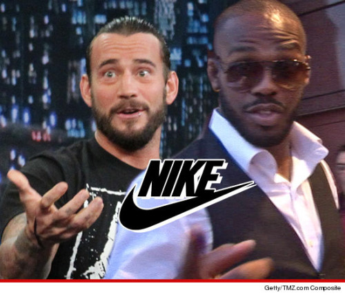 "Last week UFC champ Jon Jones announced his newest sponser would be Nike. What should be considered a landmark deal with the mainstream sports world has been marred by Jones' recent run-in with the law, something not lost on outspoken World Wrestling Entertainment (WWE) superstar CM Punk, who blasted the partnership via his Twitter. ""Let's reward more drunk drivers with endorsement deals! #responsibility"""