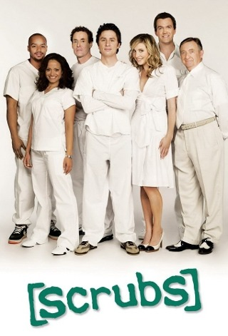 I am watching Scrubs                                                  11 others are also watching                       Scrubs on GetGlue.com