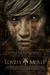 Lovely Molly was fucking terrifying. Scariest movie I've seen this year so far.