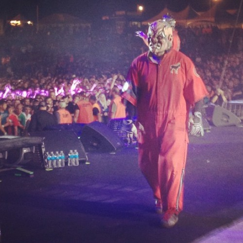Clown #knotfest #slipknot #forthefans  (Taken with Instagram)