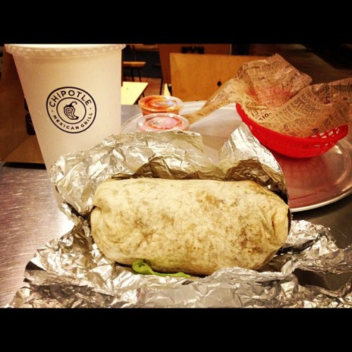 Eating this makes me miss PM #chipotle #chickenburrito #chicken #burrito #PMpuppetmasters #PM #puppetmasters #thedanks #danky #thebusiness #whatsreallygood #longday #fuckratchets #Iwantbeer by thatsdunzo http://instagr.am/p/Of1HNEPSEv/