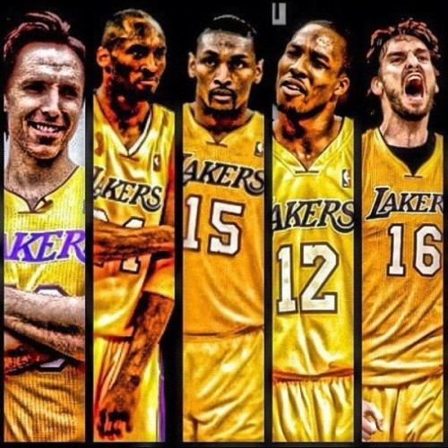 jasminaspires:  I think the Lakers have a pretty good chance of winning the championships next year.   LAL vs MIA chapionship! Can't wait to see how the Lakers perform :)