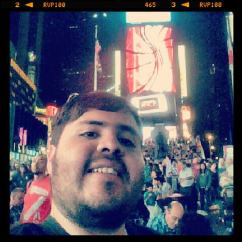 #times #square #NYC New York Times (Tomada con Instagram)