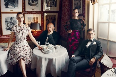 Vogue: 120th Anniversary With Celebrities
