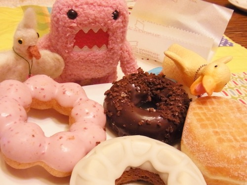 Yay! donut party!