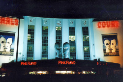 Pink Floyd - Earls Court 14 October 94 by SydPix on Flickr.