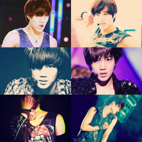 Kim Jongin Part 1: Kai in action!