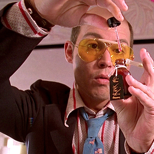 suicideblonde:  Fear and Loathing in Las Vegas