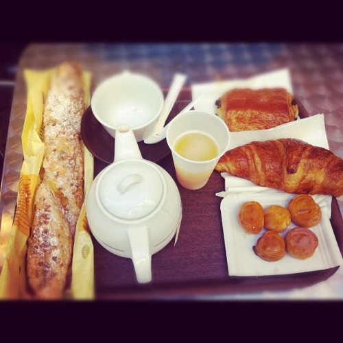 Another #amazing #breakfast time in #Nice #france #ink361  (Taken with Instagram)