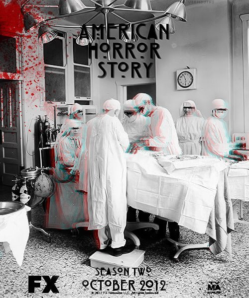 American Horror Story: Asylum – il primo teaser video! (via American Horror Story: Asylum – il primo teaser video! | Il blog di ScreenWeek.it)