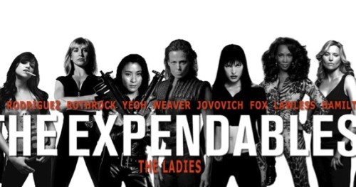 Female 'Expendables' Confirmed; Big-Name Actresses in Talks. Which actresses would you like to see? (via Female 'Expendables' Confirmed; Big-Name Actresses in Talks)