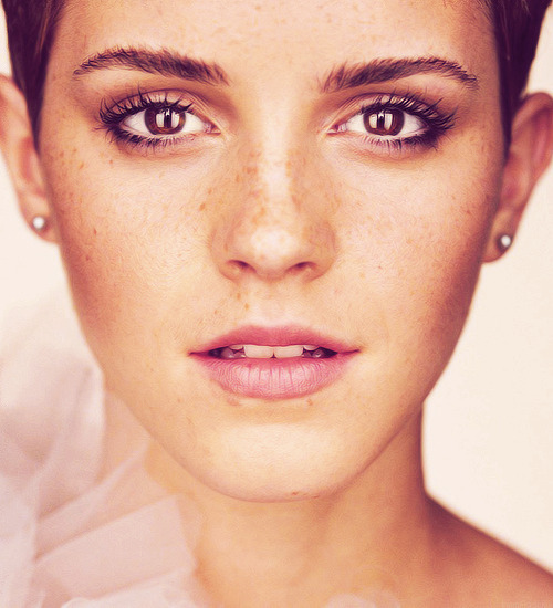 how do you face↳ emma watson