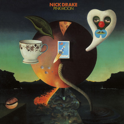 Nick Drake - Pink Moon Release Date : 1972 Genre : Folk Country : UK