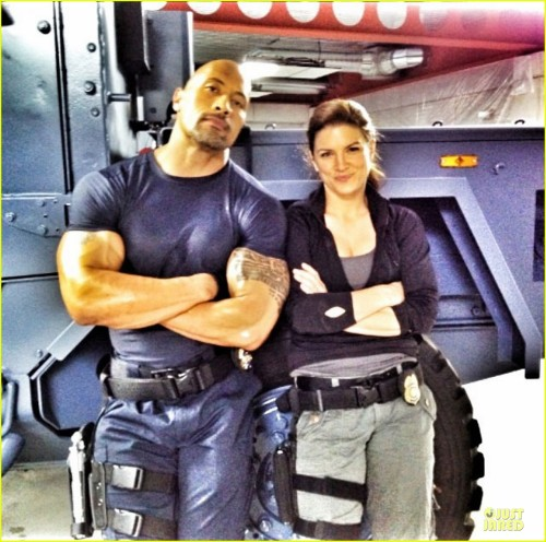 @TheRock      The Fast and The Furious 6 First Picture
